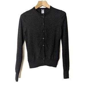 Patagonia Merino Wool Long Sleeve Cardigan Sweater